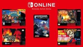 Nintendo Switch Online de dezembro traz Donkey Kong Country 3
