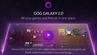 O que é o GOG Galaxy 2.0?