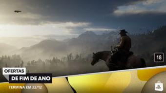 PS Store começa Ofertas de Fim de Ano com mais descontos