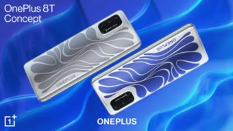 OnePlus 8T Concept muda de cor e vem com radar na câmera