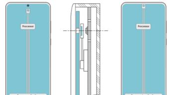 Samsung patenteia tela sob a tela para esconder câmera frontal