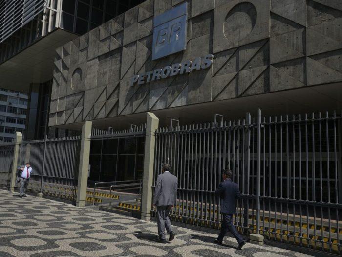 Edifício sede da Petrobras (Imagem: Fernando Frazão/Agência Brasil)