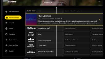 Pluto TV chega ao Brasil com 27 canais de IPTV grátis