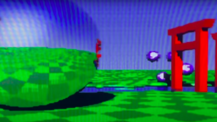 Ray tracing no Super Nintendo foi criado por Ben Carter (Imagem: Reprodução/Ben Carter)