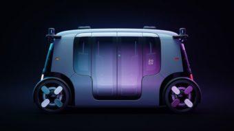 Zoox, da Amazon, anuncia carro autônomo para robotáxis
