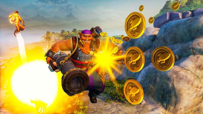 Modo Caça ao Tesouro (Imagem: Divulgação/Final Strike Games/Electronic Arts)
