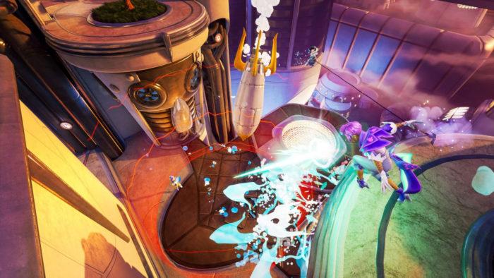 Modo Megafoguete (Imagem: Divulgação/Final Strike Games/Electronic Arts)