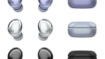 Galaxy Buds Pro deve rivalizar com AirPods Pro em preço e bateria