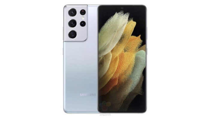 Possível Samsung Galaxy S21 Ultra (Imagem: Reprodução/WinFuture)