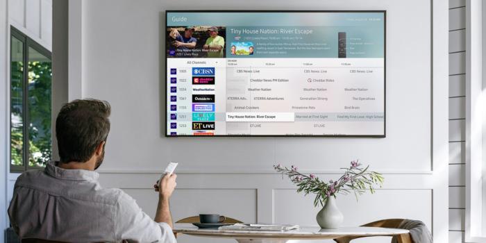 Samsung TV Plus (Imagem: Divulgação/Samsung)