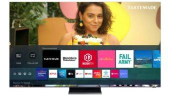 Samsung TV Plus é o novo serviço de IPTV com 20 canais grátis
