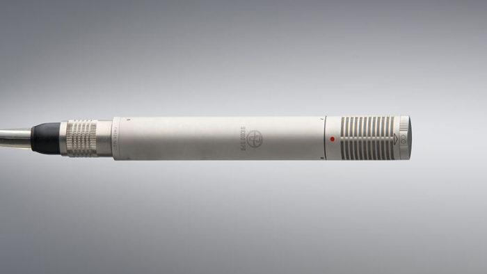 CMT 20, o primeiro microfone com Phantom Power (Imagem: Divulgação/Schoeps Mikrofone)