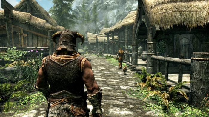 The Elder Scrolls V: Skyrim Special Edition (Imagem: Divulgação/Bethesda/ZeniMax Media/Microsoft)