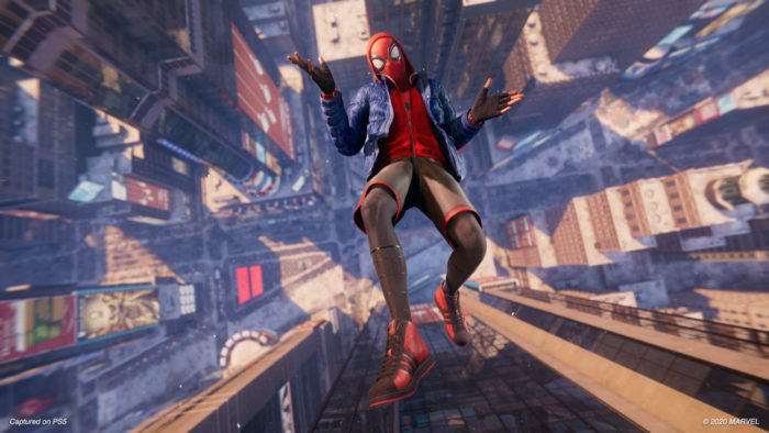 Como jogar Spider-Man: Miles Morales