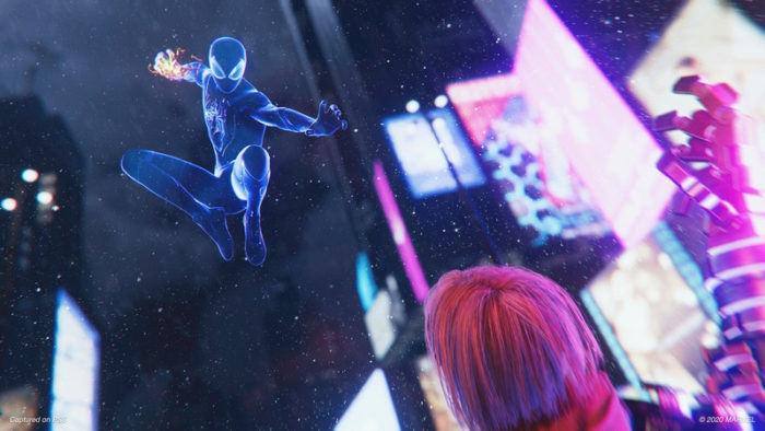 Marvel's Spider-Man: Miles Morales (Imagem: Divulgação/Insomniac Games/Sony Interactive Entertainment)