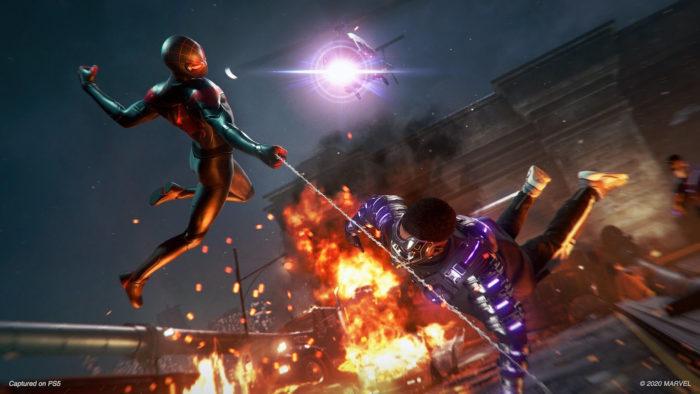 Marvel's Spider-Man: Miles Morales (Imagem: Divulgação/Insomniac Games/Sony Interactive Entertainment) / Como jogar Spider-Man: Miles Morales