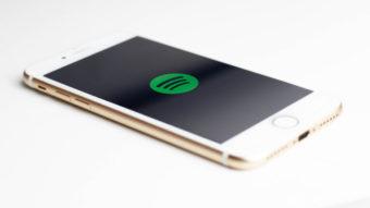 Como apagar uma playlist do Spotify