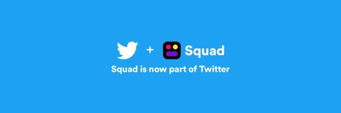Squad é comprado pelo Twitter (Imagem: divulgação/Squad)