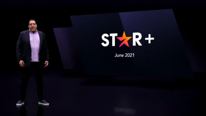 Disney anuncia chegada do Star+ no Brasil