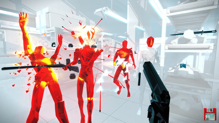 Superhot: Mind Control Delete game pass dezembro
