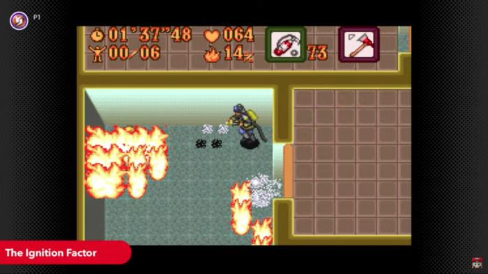 The Ignition Factor (Imagem: Divulgação/Nintendo)