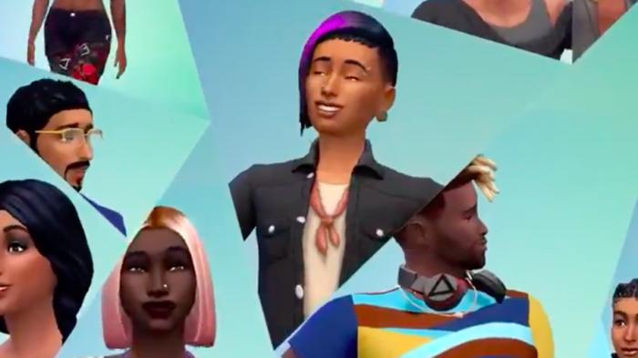The Sims 4 recebe nova atualização com mais tons de pele (Imagem: EA/Divulgação)