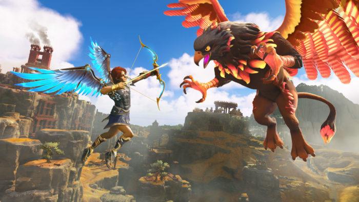 Immortals Fenyx Rising (Imagem: Divulgação/Ubisoft) / troféus Immortals Fenyx Rising