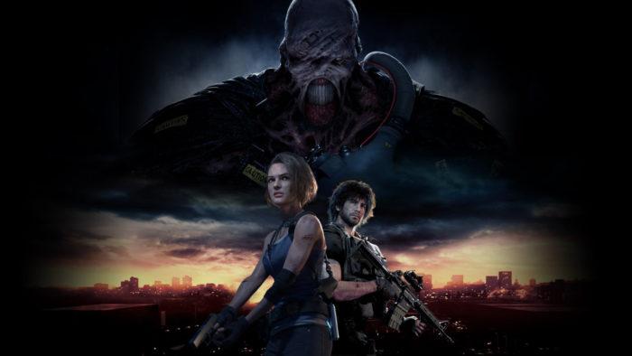 Resident Evil 3 (Imagem: Divulgação/Capcom)