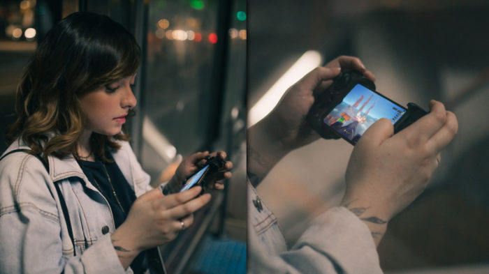 O xCloud também estará disponível no iPhone em 2021 (Imagem: Microsoft / Advertising)
