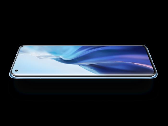 Xiaomi Mi 11 (Imagem: Divulgação/Xiaomi)