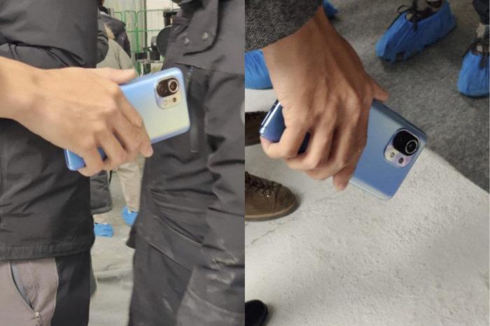 Suposto Xiaomi Mi 11 (Imagem: Reprodução/Mobiltelefon)
