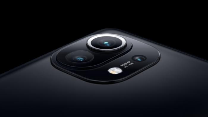 Câmera do Xiaomi Mi 11 (Imagem: Divulgação/Xiaomi)