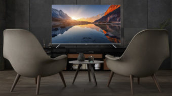 Xiaomi lança Mi QLED TV 4K de 55 polegadas com Android TV 10