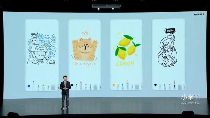 Xiaomi Notes app on MIUI 12.5