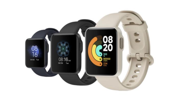 Xiaomi Mi Watch Lite (Imagem: Divulgação/Xiaomi)