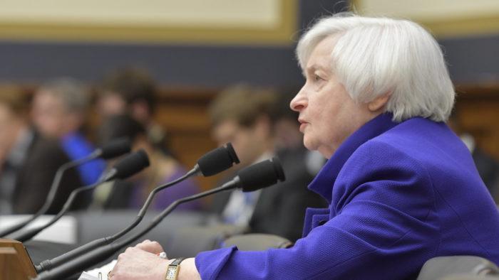Janet Yellen (imagem: Federal Reserve/Flickr)