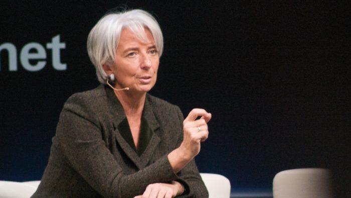 Christine Lagarde (imagem: Adam Tinworth/Flickr)