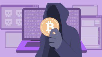 Uso de criptomoedas em crimes cai para US$ 10 bilhões