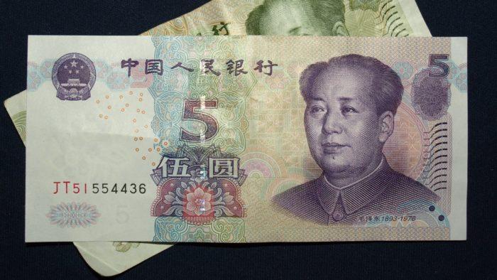 Carteiras digitais começam a ser testadas em bancos estatais chineses para receber CBDC (Imagem: Adrian Korte/Flickr)