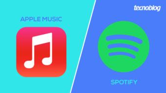 Apple Music ou Spotify; qual o melhor?