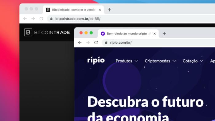 Ripio e Bitcoin Trade (Imagem: divulgação/Ripio e Bitcoin Trade)