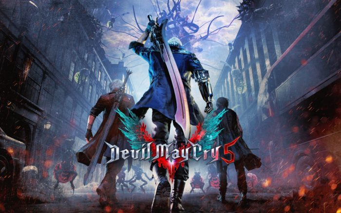 Como jogar Devil May Cry 5