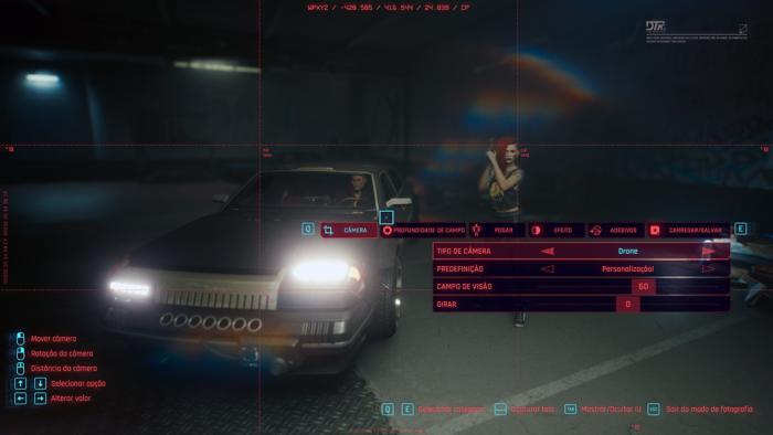 Cyberpunk 2077 - photomode
