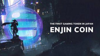 Japão libera uso da Enjin, 1ª criptomoeda para jogos no país