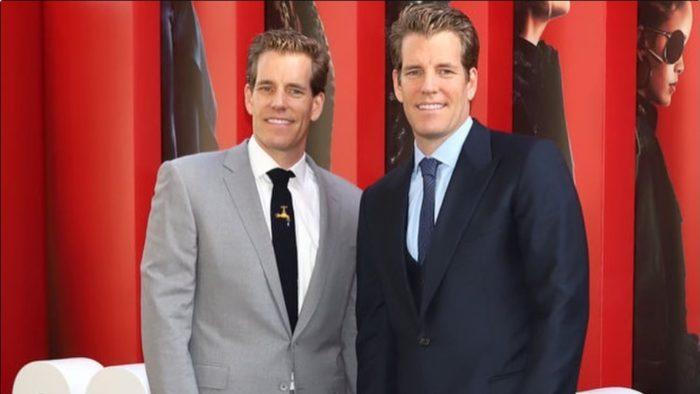 Gêmeos Winklevoss (imagem: Tyler Winklevoss/Instagram)