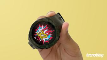 Smartwatch Huawei Watch GT 2e: parceiro do seu treino, mas pouco smart