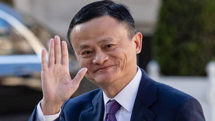 Jack Ma (Imagem: Reprodução/Meik Magazine)