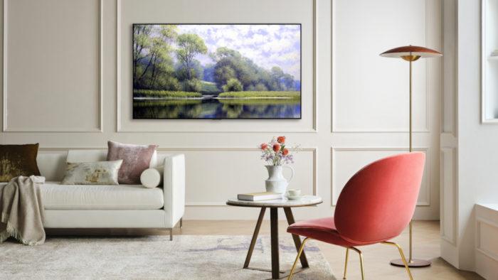 TV LG OLED Evo G1 (Imagem: Divulgação/LG)
