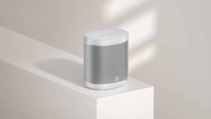Xiaomi Mi Smart Speaker (Imagem: Divulgação/DL Eletrônicos)
