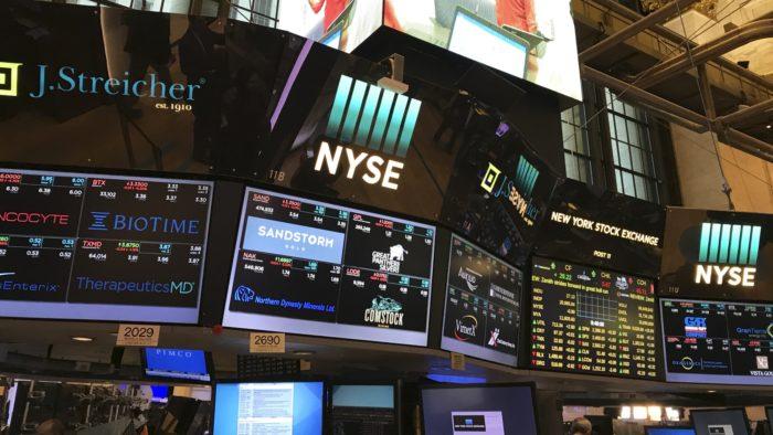 NYSE, bolsa de valores de Nova York (Imagem: Billie Grace Ward/Flickr)
